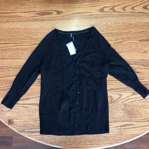 Maurices Button Down Sweater